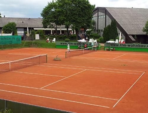 Tennishalle ist geschlossen